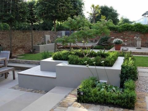 moderne gärten gestalten moderner garten - ideen, wie sie einen perfekten garten
