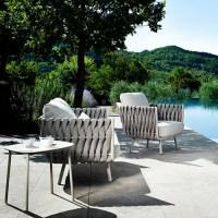 Gartenmöbel Set zum perfekten Kaffee Nachmittag
