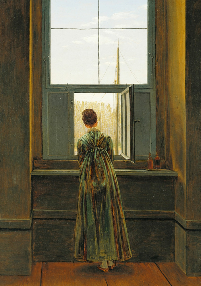 Malerei Romantik Epoche