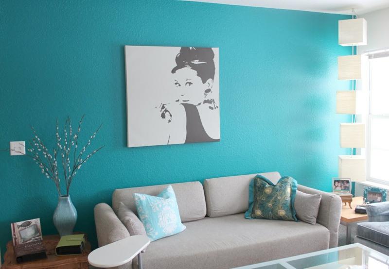 Moderne Wandfarben Frs Jahr 2016 Welche Sind Die Neuen