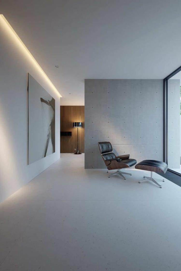 Indirekte Beleuchtung Wohnzimmer Boden – Caseconrad