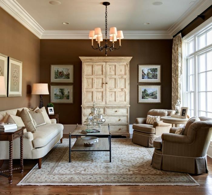 Earth Tone Living Room Pinterest