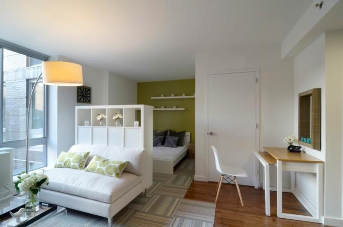 Kleine Wohnung Einrichten 13 Stilvolle Und Clevere Ideen