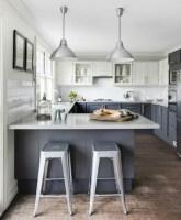 Kleine Küche einrichten   44 Praktische Ideen für ...