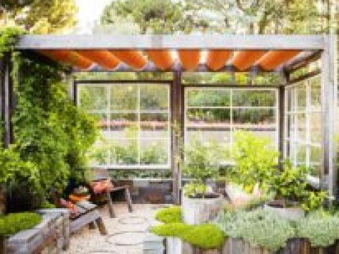 garten sitzecke gestalten garten sitzecke -  ideen, wie sie ein outdoor wohnzimmer
