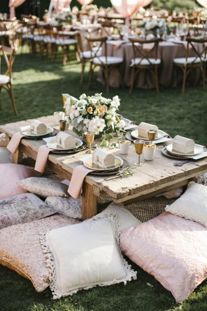 Wundervolle Boho Hochzeit Mit Liebevoller Diy Deko Von Julia