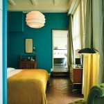 Wandfarbe Petrol 56 Ideen Fur Mehr Farbe Im Interieur