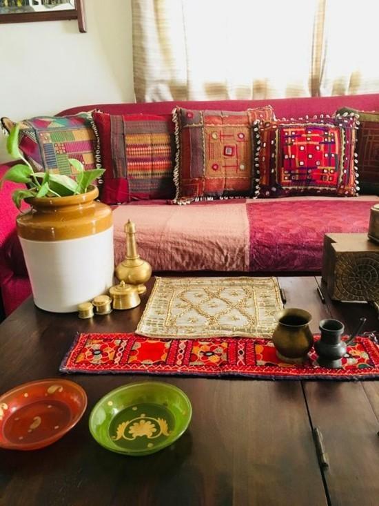 50 Einrichtungsideen Im Indian Style Fr Ein Farbenfrohes