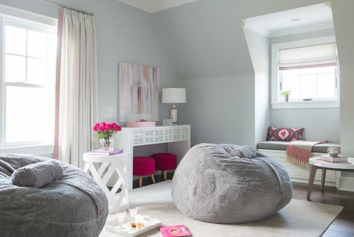Objet decoration chambre ado fille unixpaint - Decorer une chambre d ado fille ...