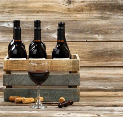 La Caisse De Vin En Bois Ides Dco Faciles Pour Votre