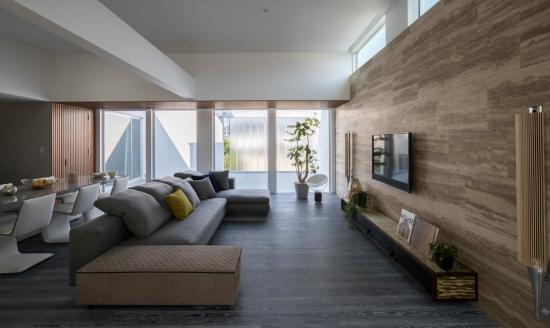 design du salon moderne