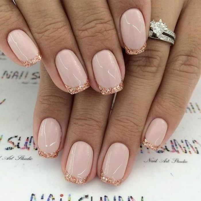 ongle gel pour l hiver 2019 2020 zoom