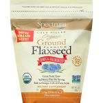 Spectrum Essentials Organic Ground Flaxseed Amazon Shopping in 2020