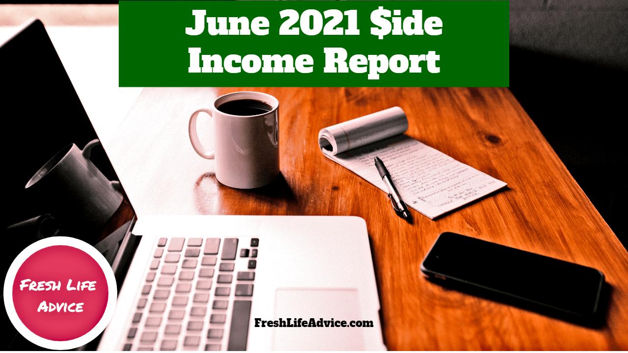 June 2021 Side Income