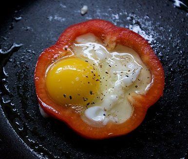 bell eggs