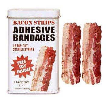 Bacon Bandaids