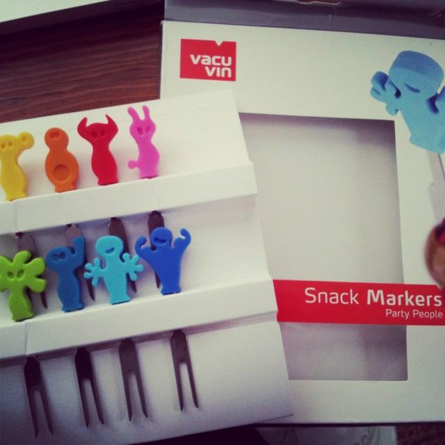 Vacu Snack Markers