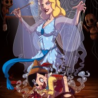 Disney Characters Gone Bad