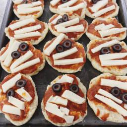 Mummy English Muffin Pizzas