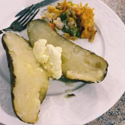 Slow-Cooker Baked Potatoes