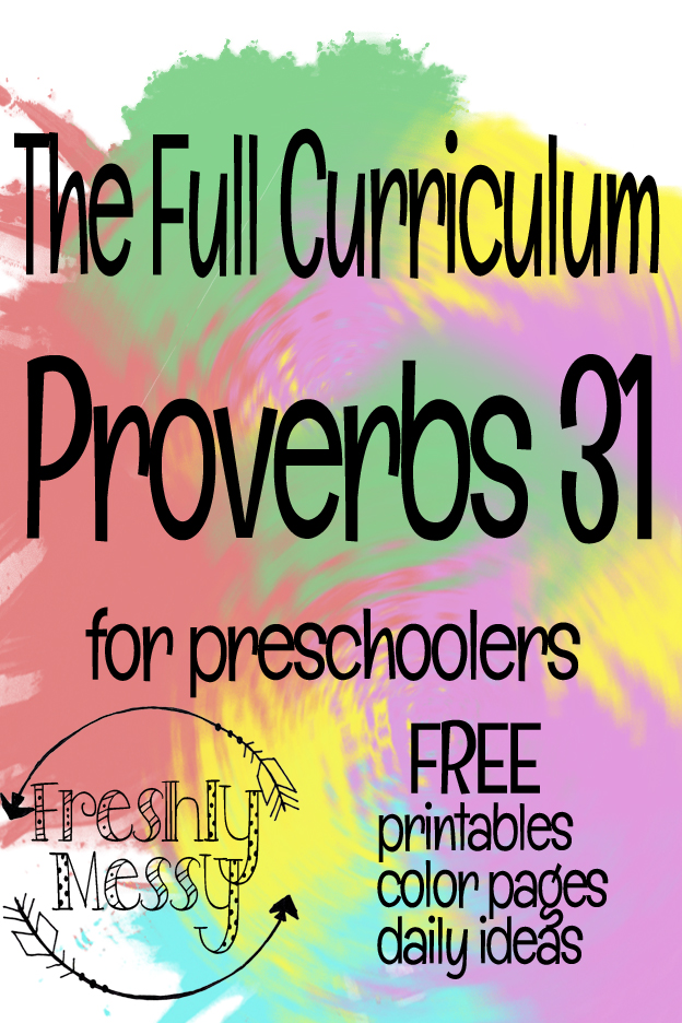 proverbs31curriculum