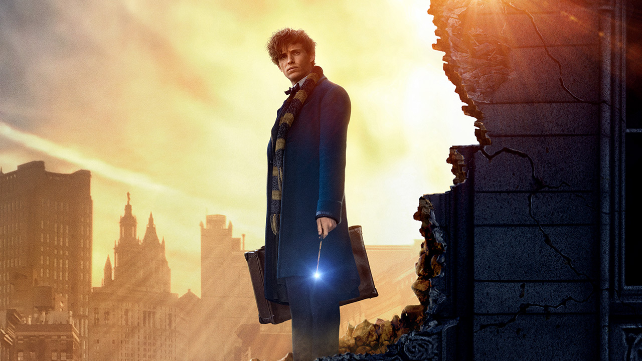 Fantastic Franchises, and How To Exploit Them: We're Getting FIVE 'Fantastic Beasts' Movies Now