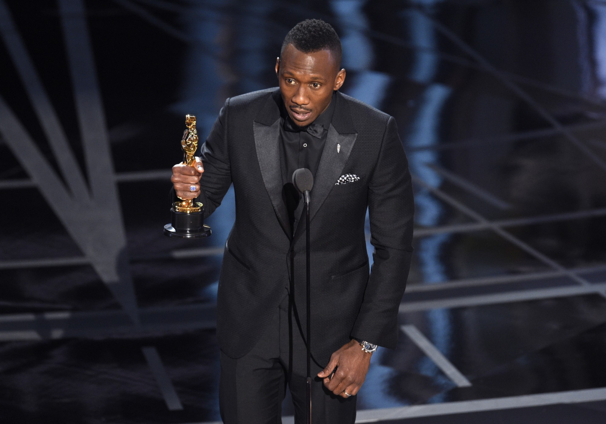 This Year's Oscar Ceremony Was All About Diversity — In More Ways Than One