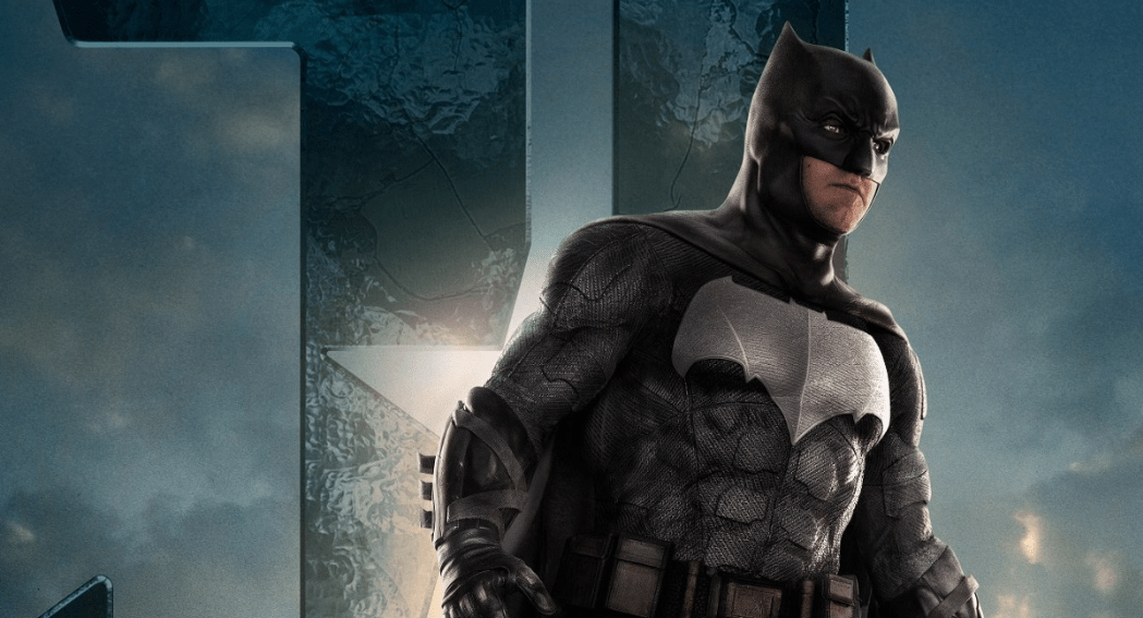 Batman Has Lost Some Weight, Become A CGI Creature In The First Posters for Justice League