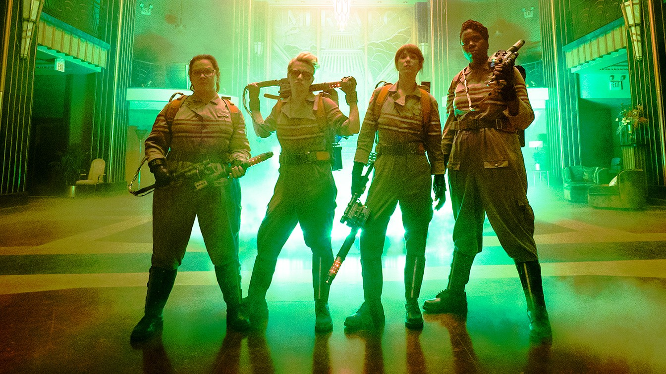 Dear Sony: We Need To Talk About Your 'Ghostbusters' Problem Too, I Guess