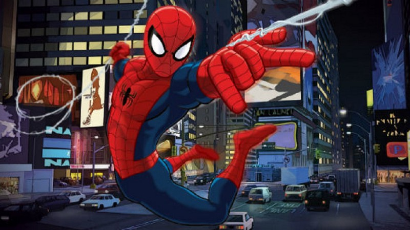 """Yes, Sony Is Still Doing That Whole """"Animated Spider-Man Movie"""" Thing"""