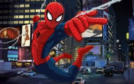 "Yes, Sony Is Still Doing That Whole ""Animated Spider-Man Movie"" Thing"