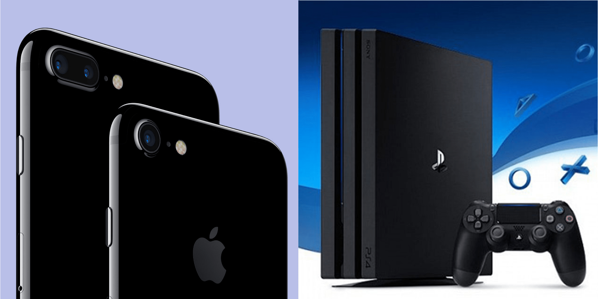The Big News Surrounding The PS4 Pro and iPhone 7 Isn't What They Have — It's What They Don't