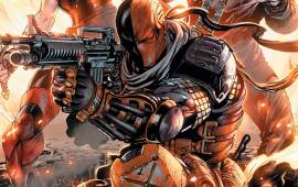 Ugh, They're Making A Deathstroke Movie And, Ugh, It Might Be Directed By The Raid's Gareth Evans And, Ugh, Now I Want To See It