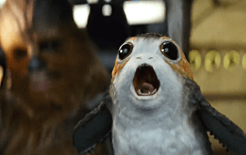 The New Star Wars: The Last Jedi Trailer Has A Porg, Some Other Things