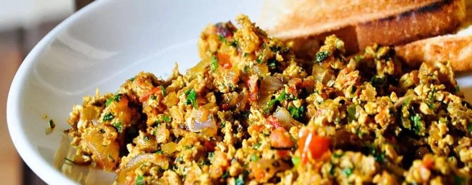 Spice Infused Eggs Recipe