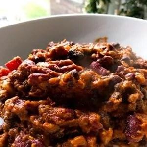 chilli dish