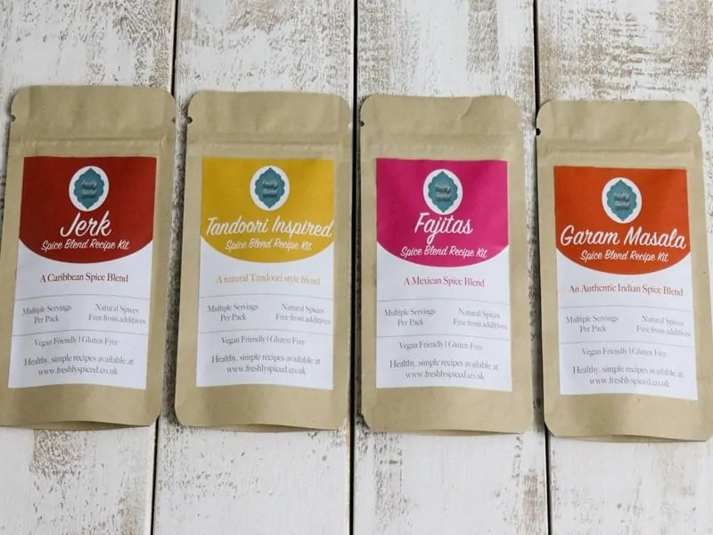 Starter Spice Blend Subscription