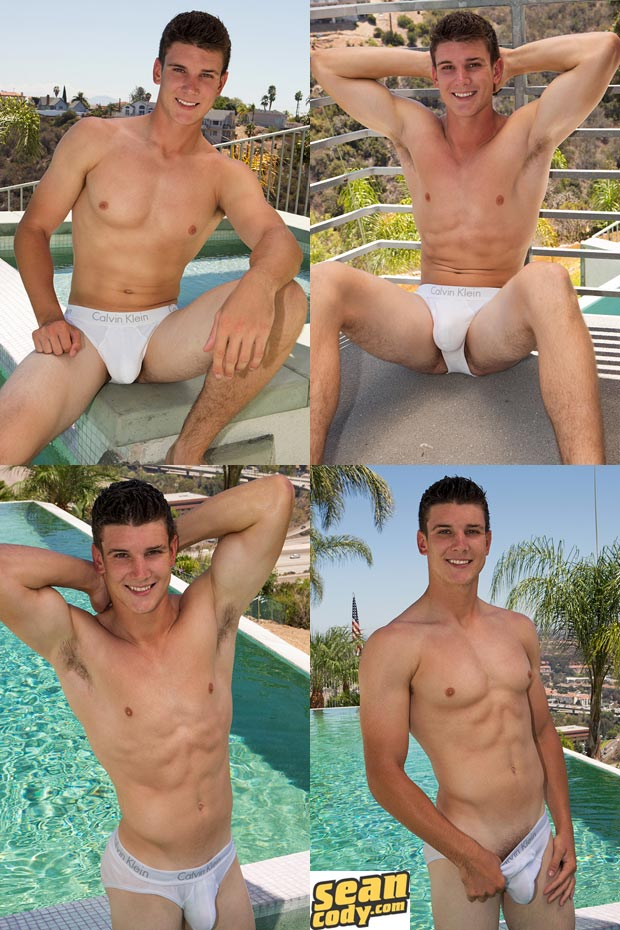 Anthony Well-Hung Stud Jerking Off