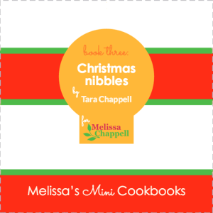 Mini Cookbook 3: Christmas Nibbles
