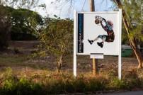 Ronald Williams' 'The Beast' featured on the Fresh Milk ArtBoard