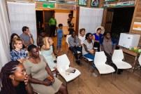 Audience at FRESH MILK XIX