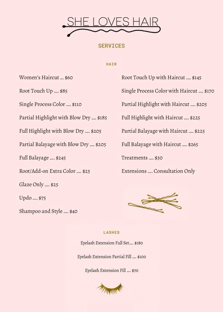salon-services-menu