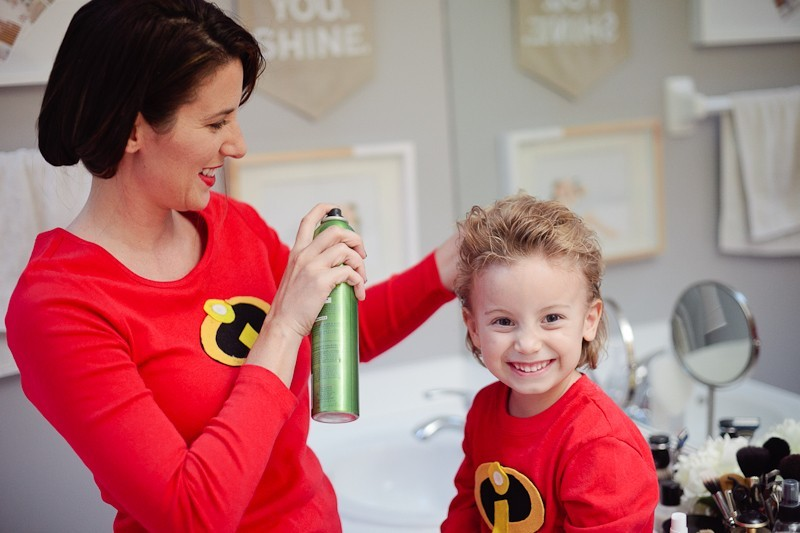 DIY Incredibles Costume | Fresh Mommy Blog-10