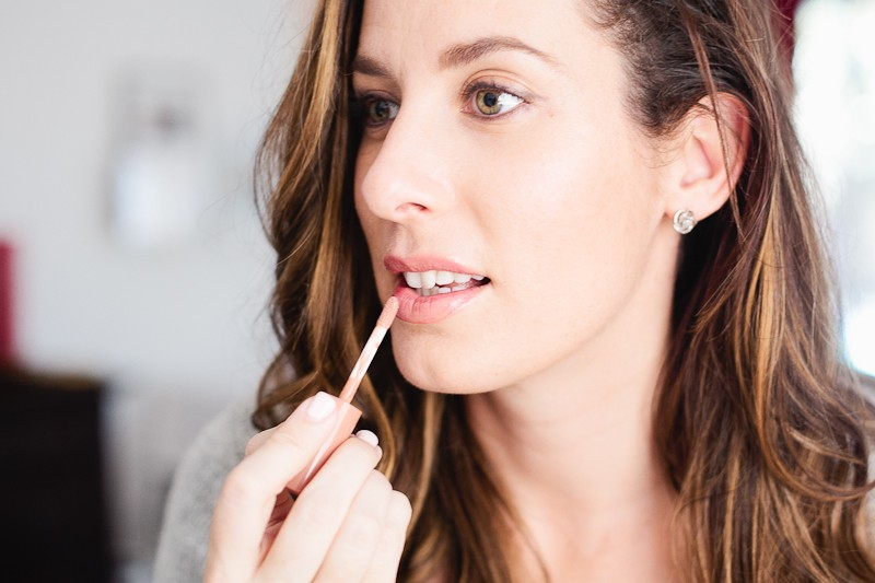Natural Lip Plumper With Essential Oils