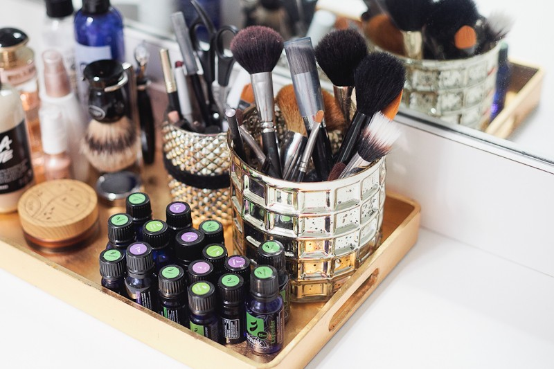 Spring Cleaning and Organize Your Vanity - Tips from Fresh Mommy Blog-9