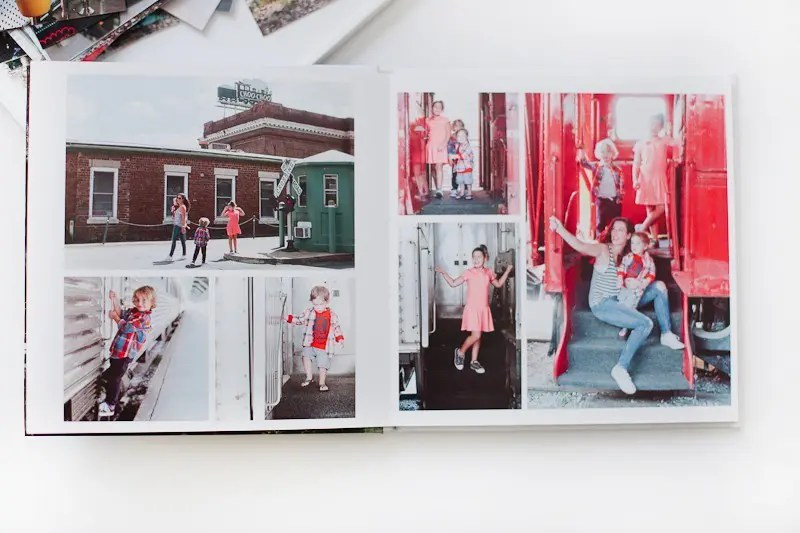 Custom Photo Book Printing from Snapfish for any event, trip or special time of the year with #snapfishbloggers
