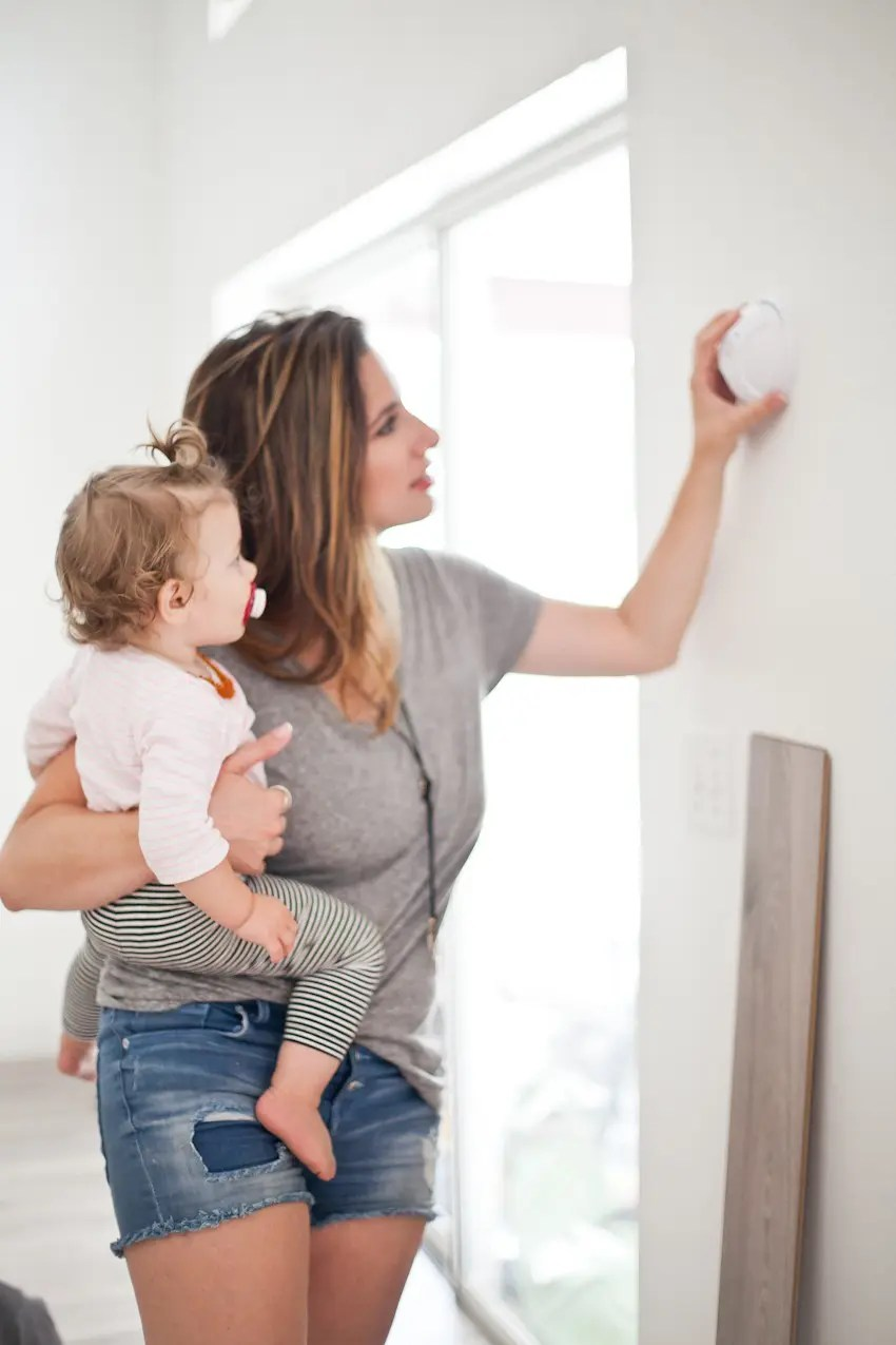 Keeping them safe. 5 life lessons we've learned in securing our home and a new DIY home security system with Iris by Lowe's