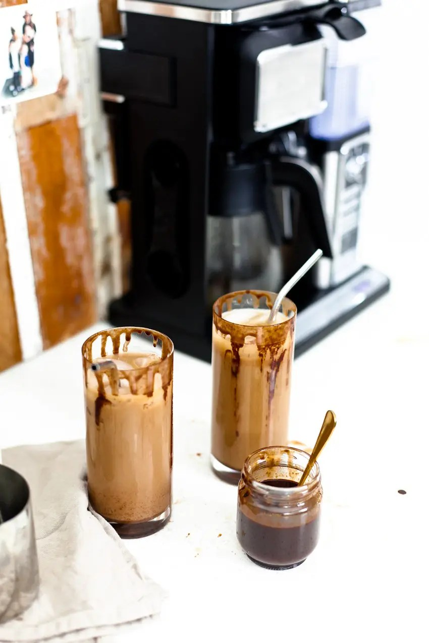 The Best Iced Spiced Mocha Recipe