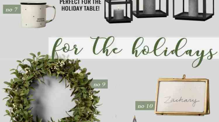 HEARTH AND HAND WITH MAGNOLIA favorites features by popular Florida lifestyle blogger Fresh Mommy Blog