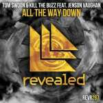 tom swoon and kill the buzz cover